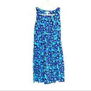 Lilly Pulitzer Silk Floral Dress Size Small